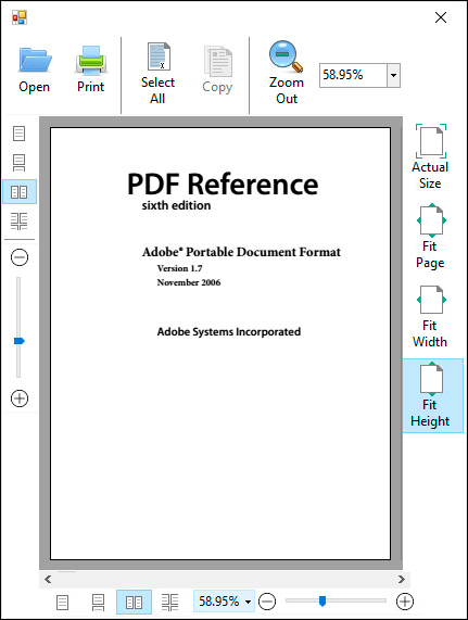 The C#/VB Net PDF rendering/creation library | Pdfium Net SDK
