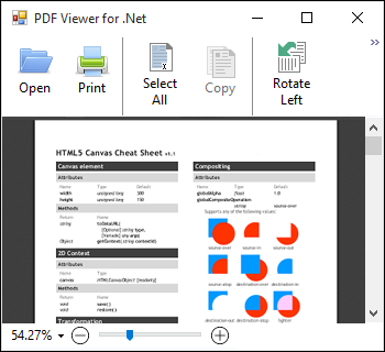 WPF Application Display PDF Document - Stack Overflow